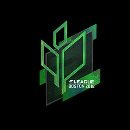 Наклейка | Sprout Esports (голографическая) | Бостон 2018