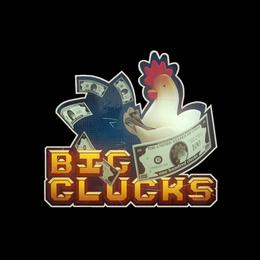 Наклейка | Цыпляч-богач