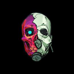 Наклейка / Комбинированный Шлем (Holo)