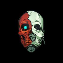 Наклейка | Шлем солдата Альянса