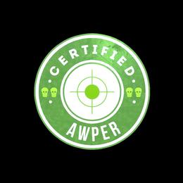Наклейка | Снайпер