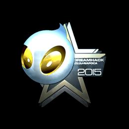 Наклейка   Team Dignitas (металлическая)   Клуж-Напока 2015