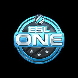 Наклейка   ESL One Cologne 2014 (синяя)