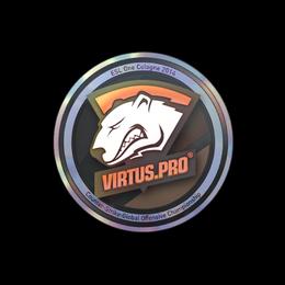 Наклейка | Virtus.Pro (голографическая) | Кёльн 2014