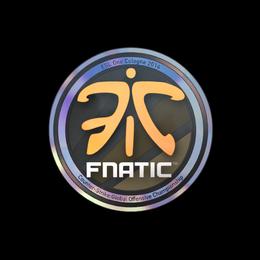 Наклейка | Fnatic (голографическая) | Кёльн 2014