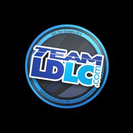 Наклейка | Team LDLC.com | Кёльн 2014