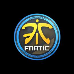 Наклейка | Fnatic | Кёльн 2014