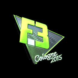 Наклейка | Flipsid3 Tactics (металлическая) | Кёльн 2015