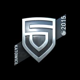 Наклейка | PENTA Sports (металлическая) | Катовице 2015