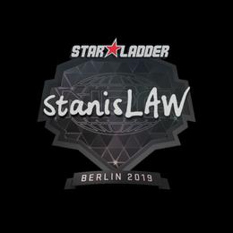 Наклейка | stanislaw | Берлин 2019
