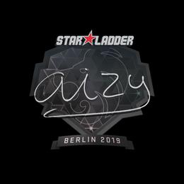 Наклейка | aizy | Берлин 2019