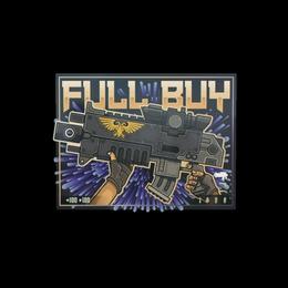 Наклейка | Полная закупка