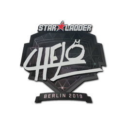 Наклейка | chelo | Берлин 2019