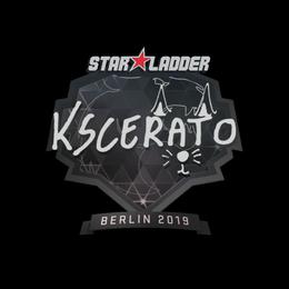 Наклейка | KSCERATO | Берлин 2019