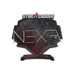 Наклейка | nexa | Берлин 2019