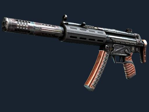 MP5-SD Гаусс