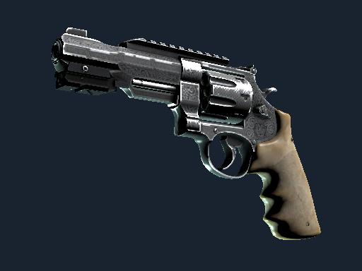 Револьвер R8 Реликвия