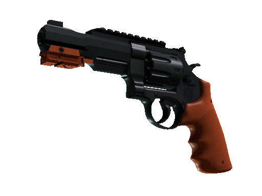 Револьвер R8 Нитро