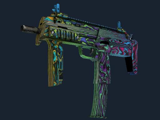 MP7 Неоновая фанера