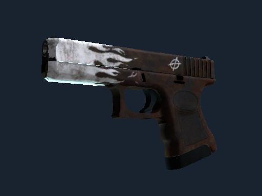 Glock-18 Оксидное пламя
