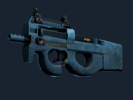 P90 Пришелец