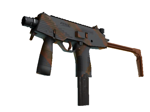 MP9 Занос