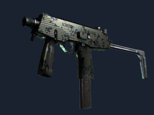 MP9 Армейский блеск