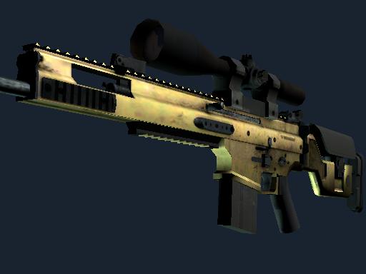 SCAR-20 Латунь