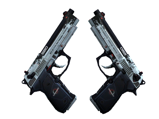 Dual Berettas Катастрофа