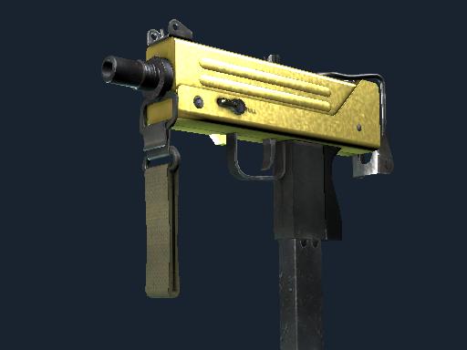 MAC-10 Золотой кирпич