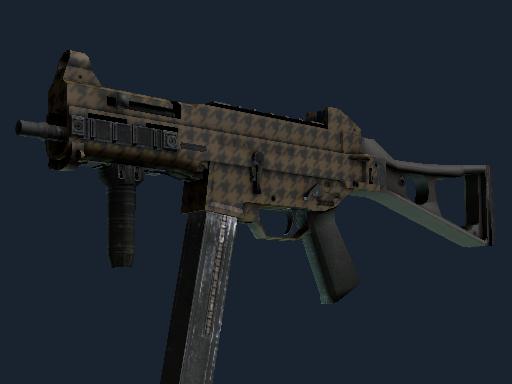 UMP-45 Гусиные лапки