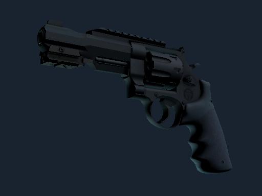 Револьвер R8 Ночь