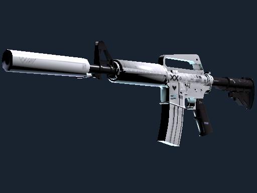 M4A1-S Поток информации