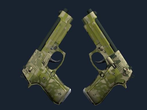Dual Berettas Коммутатор