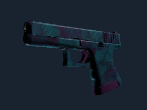 Glock-18 Искусственные листья
