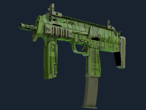 MP7 Бурьян